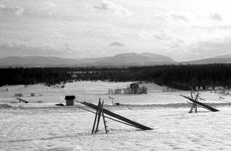 Oviksfjällen 1969